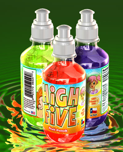 By Now High Five Drink for Your Kids